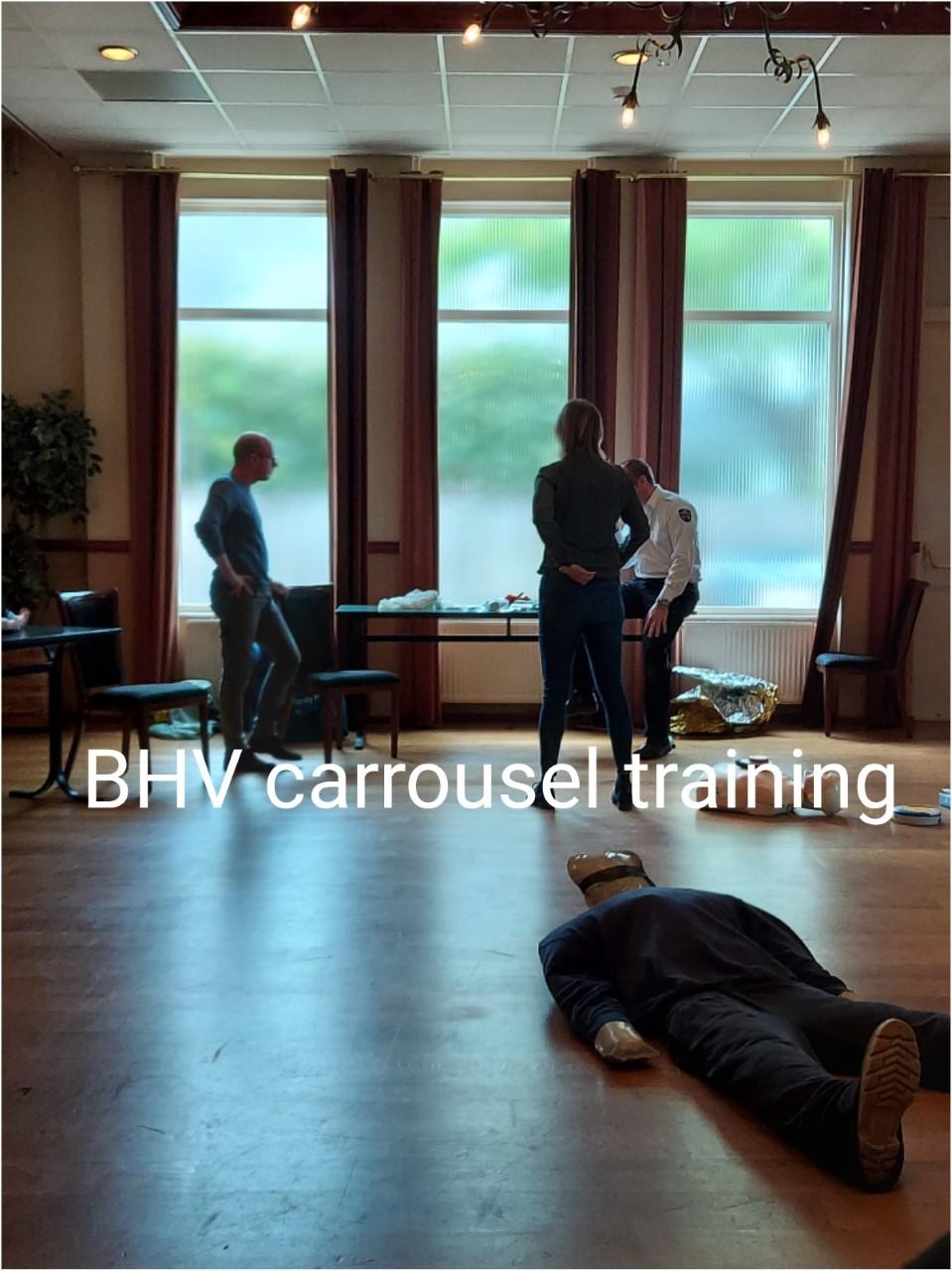 bhv carrousel training